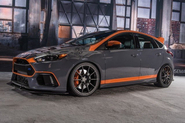 Following up its win last year as the Hottest Sport Compact the Focus also took home the hardware in a new category called Hottest Hatch.