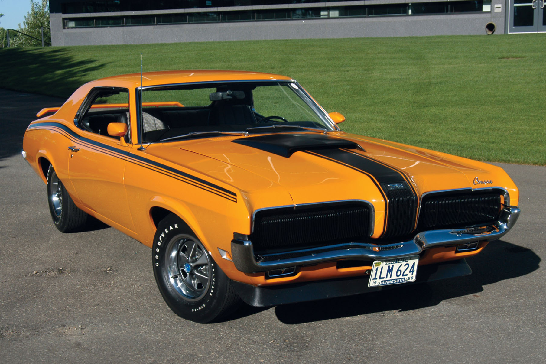 muscle cars you should know mercury cougar. Black Bedroom Furniture Sets. Home Design Ideas