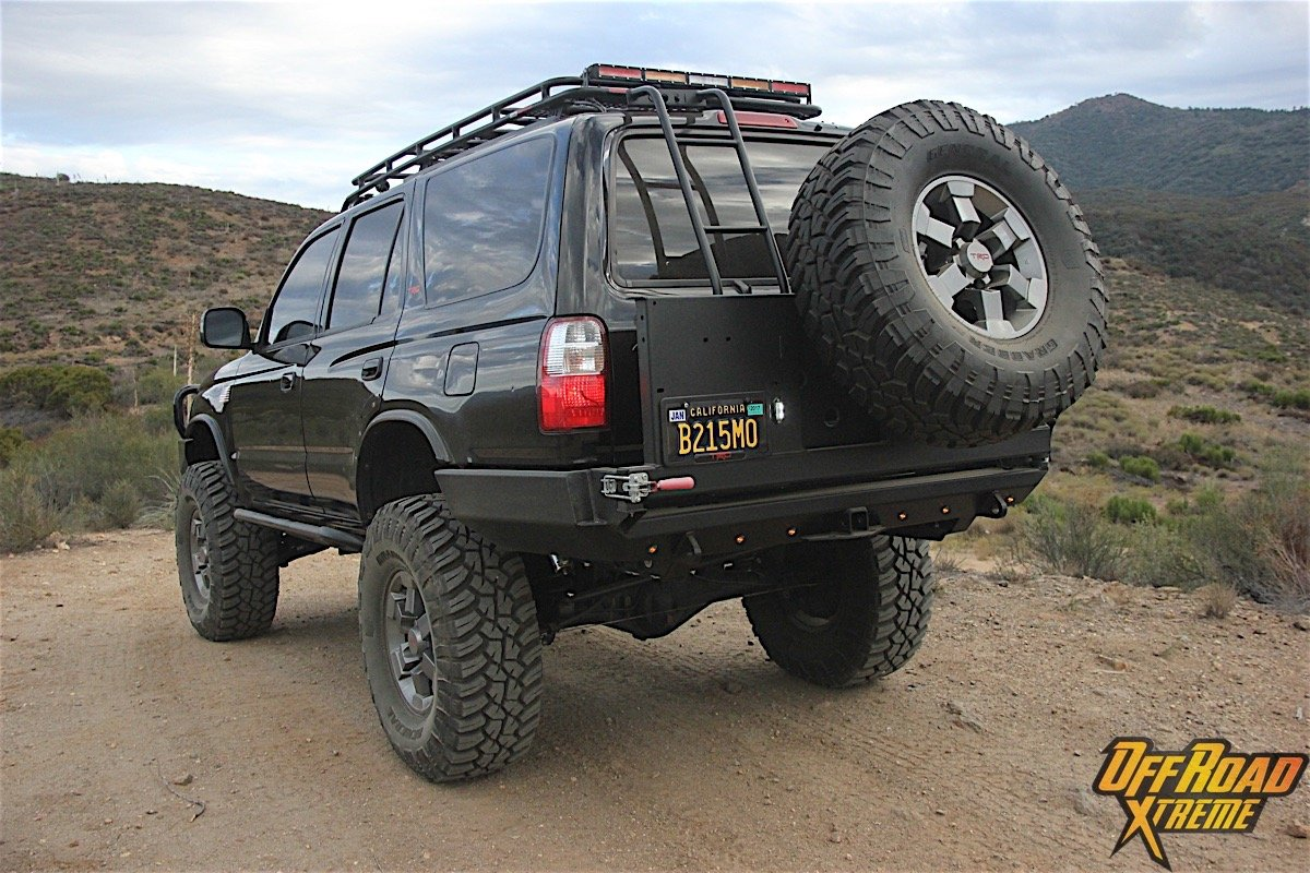 Adventurous: Weston Miller's 2000 Toyota 4Runner