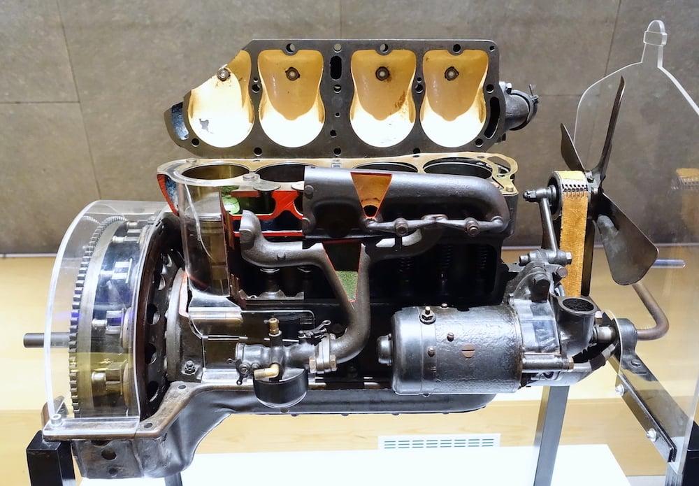 on Flathead Ford Engine Diagram