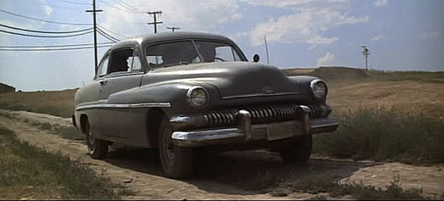 The gang's 1951 Mercury coupe.