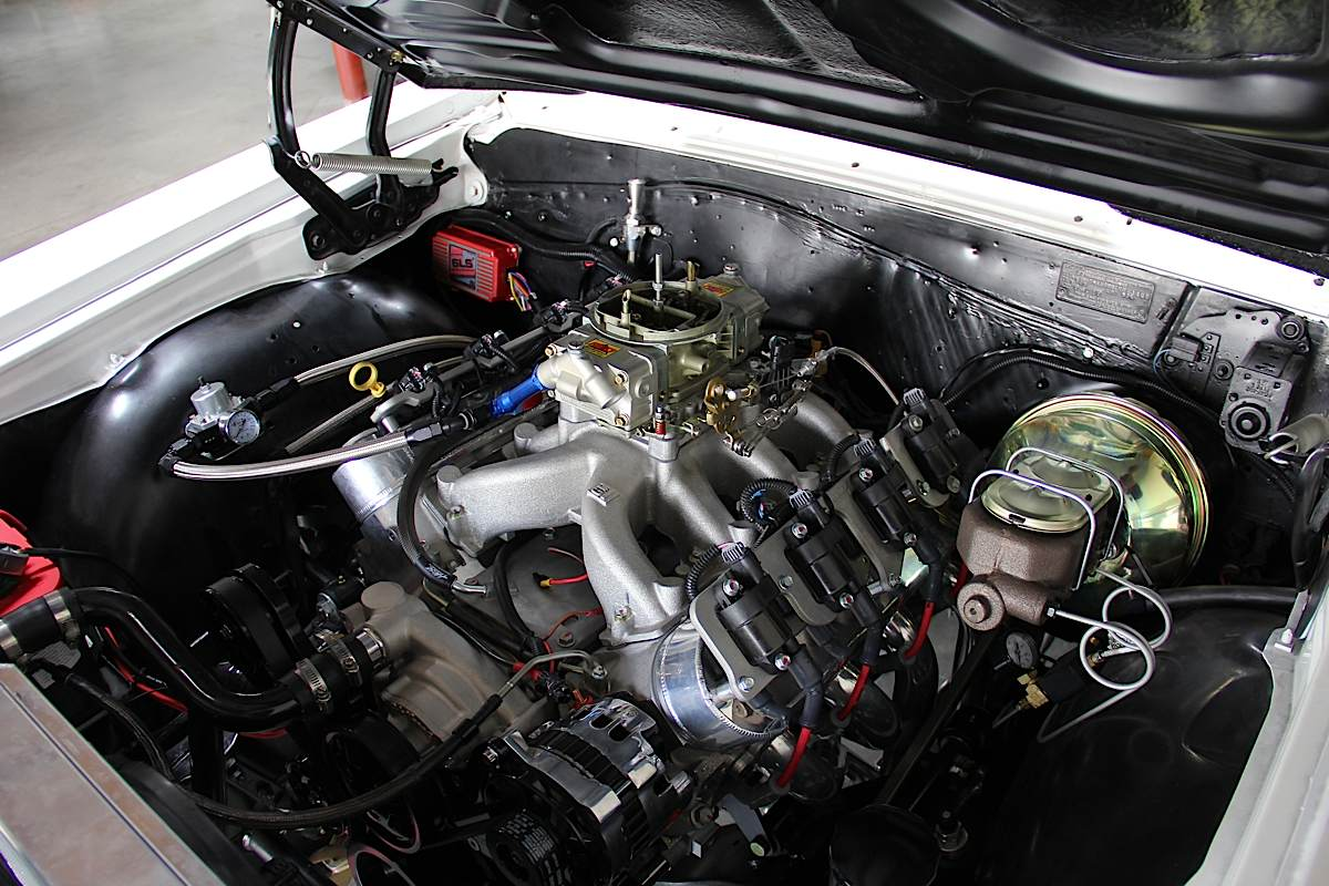 Classic Cars With Modern Engines For Sale