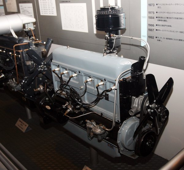1933_Chevrolet_engine