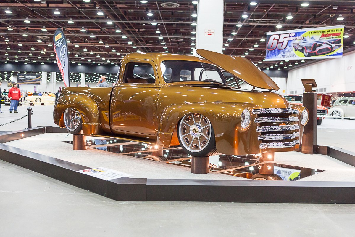 The Great 8 Of The 2017 Detroit Autorama