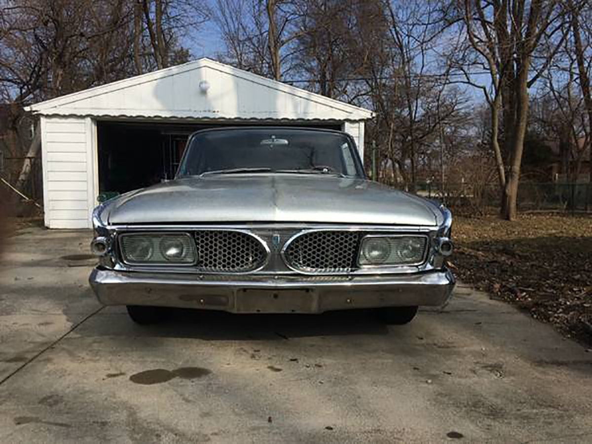 For Sale - 1960 Edsel With A Hemi