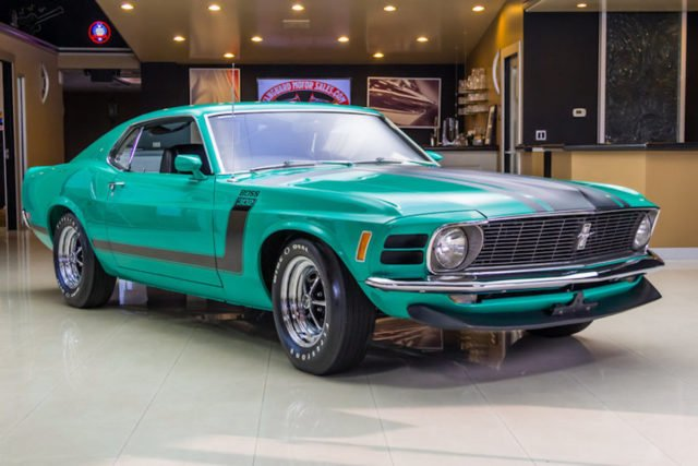 Another eBay find was this 1970 Mustang BOSS 302. Check it out here.