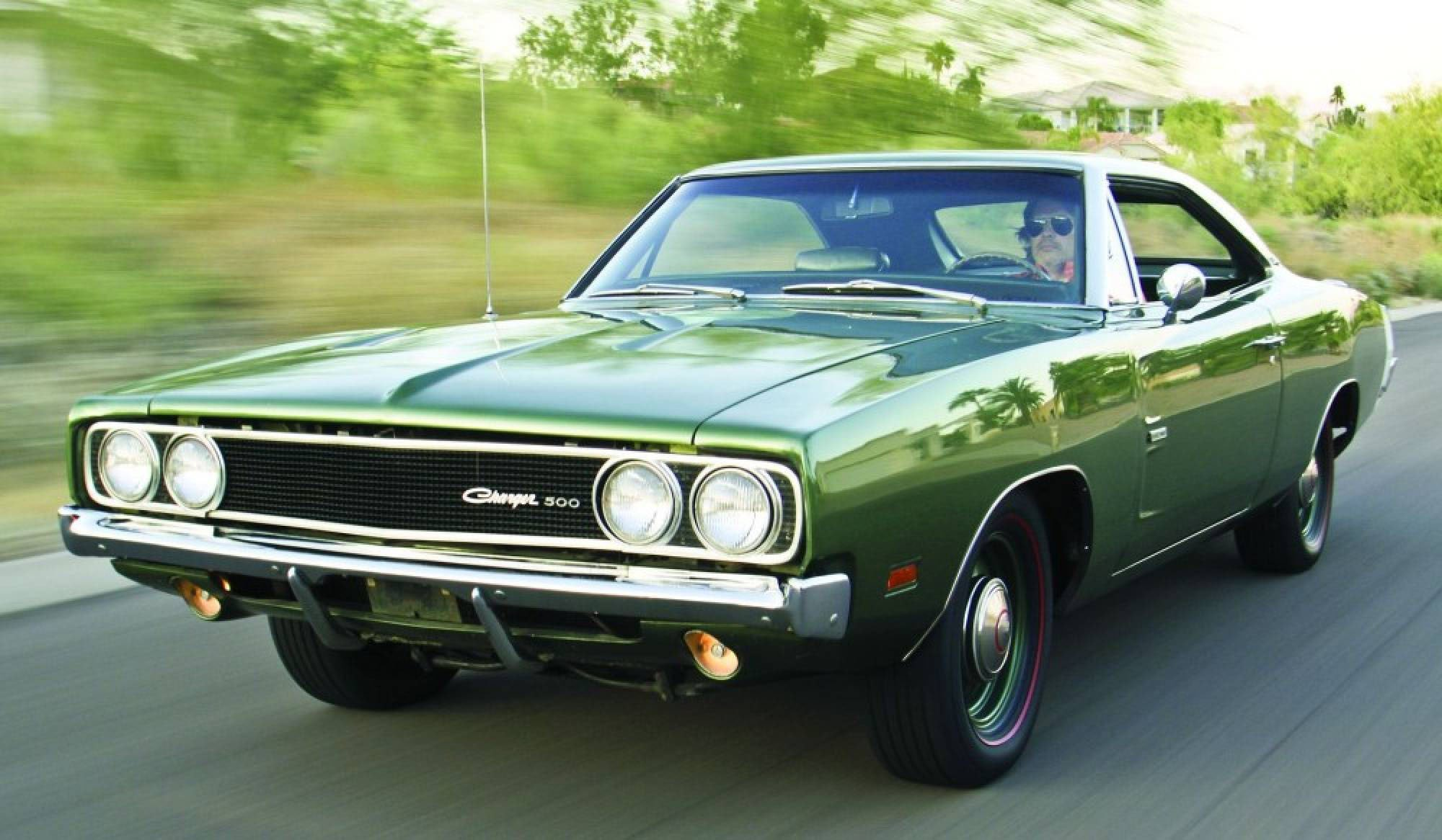 1968 Dodge Charger Drag Car Muscle Cars You Should Know 1969 Daytona The 500 Was Dodges First Attempt At Making Second Generation More Aerodynamic Though It Improved Over Standard