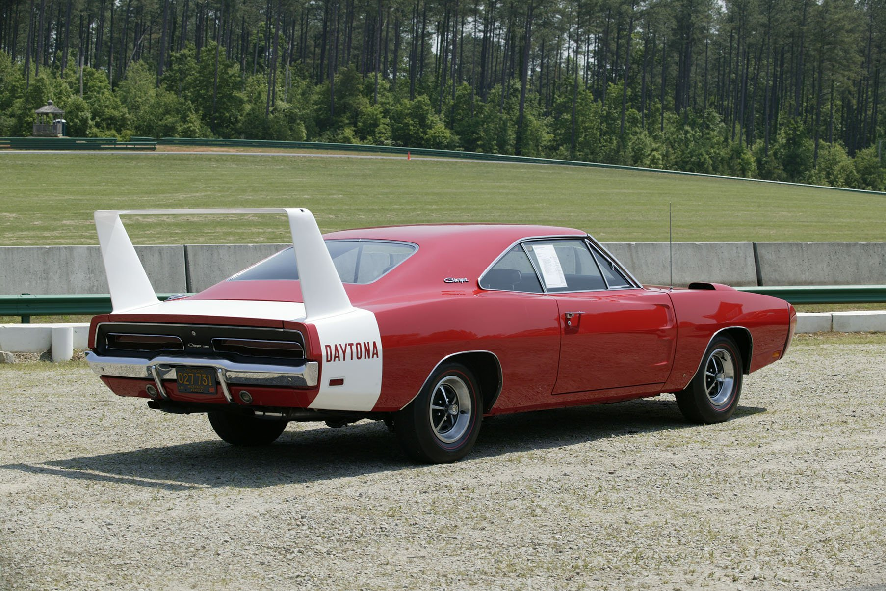 Muscle Cars You Should Know: 1969 Dodge Charger Daytona
