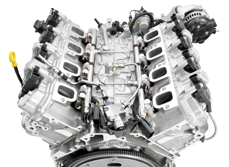 Radical New Gm Engine