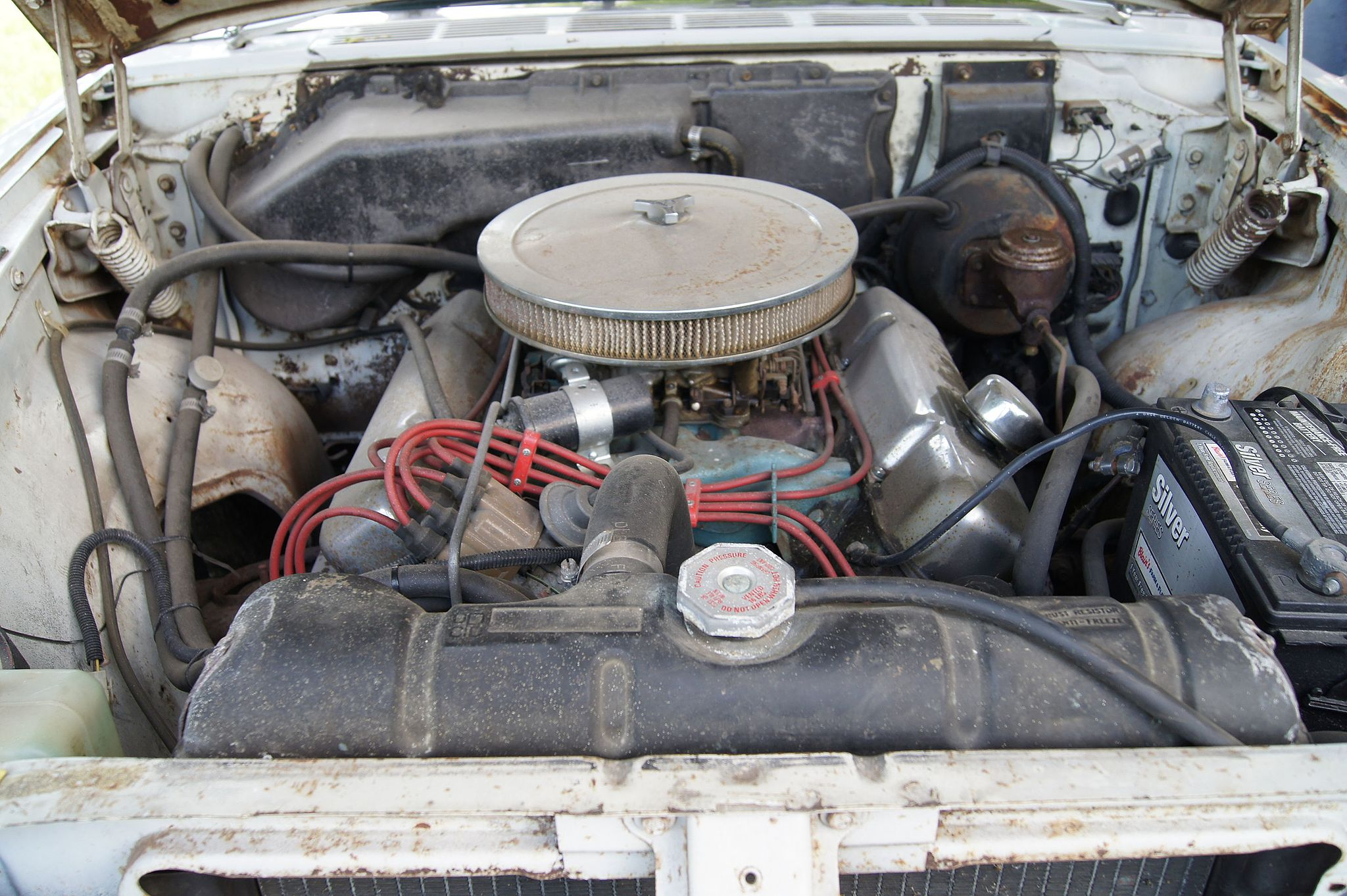 The Magnificent Mopar 413 And 426 Max Wedge Engines Hemi Distributor Wiring Diagram First Arrived In 1964 As A Competition Only Option But Street Showed Up 1965 To Replace Stayed Strong At
