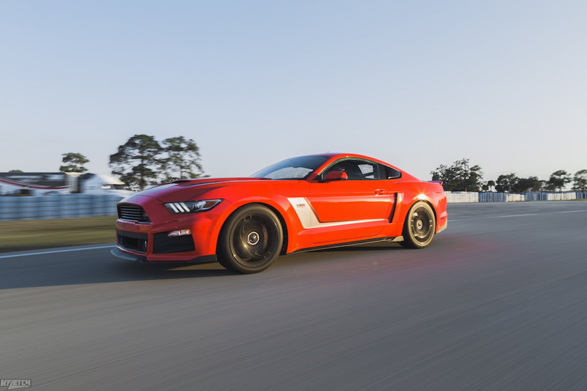 video win a 2016 roush stage 3 mustang by benefiting lls. Black Bedroom Furniture Sets. Home Design Ideas