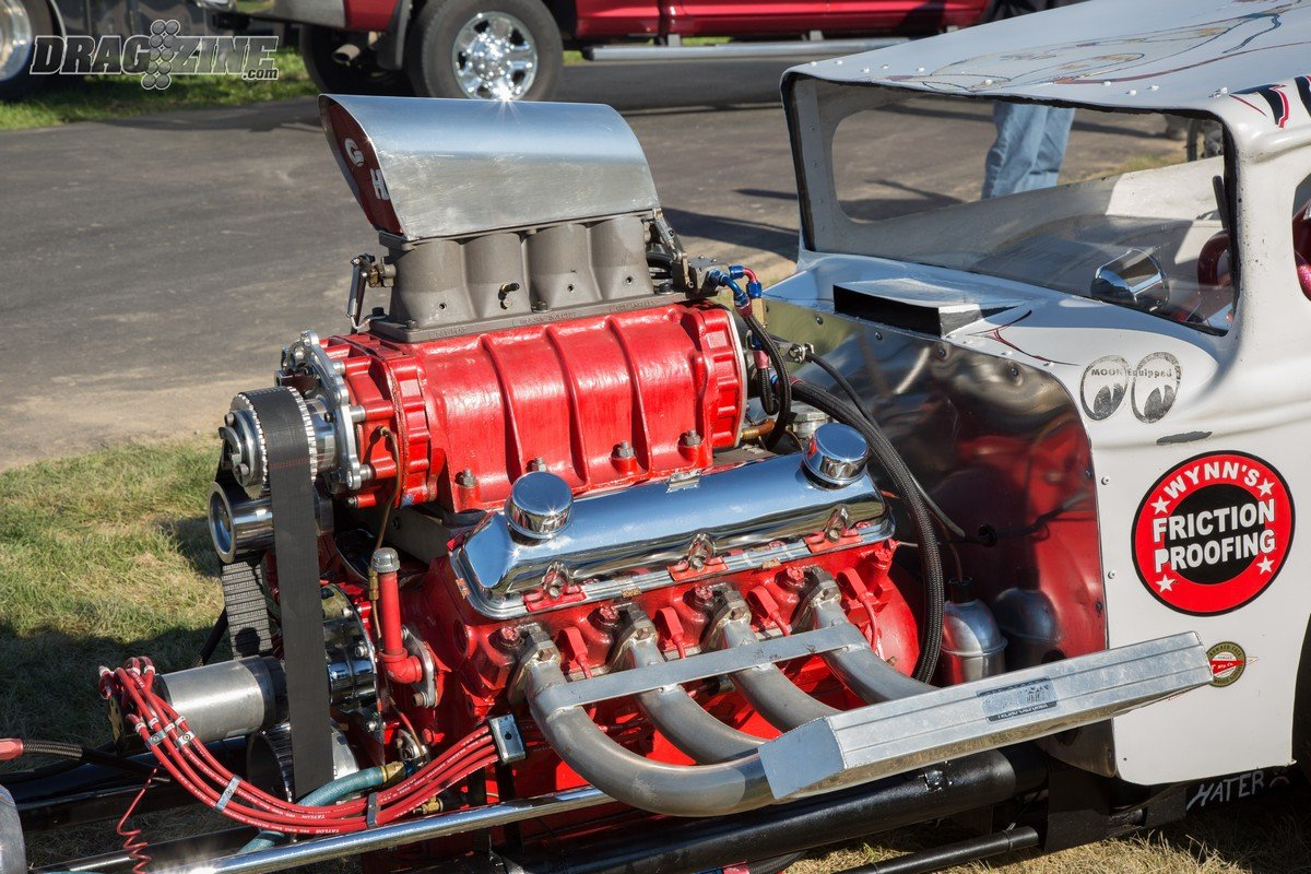 Car Engine Blower : Blower talk roots and screw superchargers in drag racing