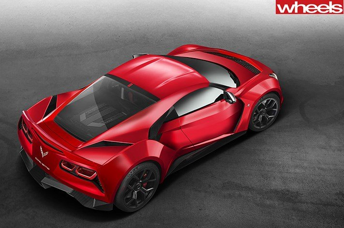 The Deepest Dive To Date Mid Engine C8 Corvette Details