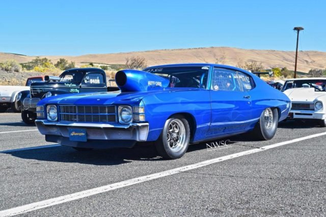 Robs Chevelle which ha has owned for over 32 years!