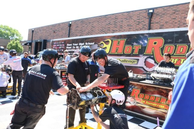 "Rodney Bingham, President of Hot Rodders of Tomorrow, declared: ""We are excited to have an event in Kansas, and even more pleased to have such a great partner in Aeromotive. They are a first class manufacture with some of the best people in our industry!"""