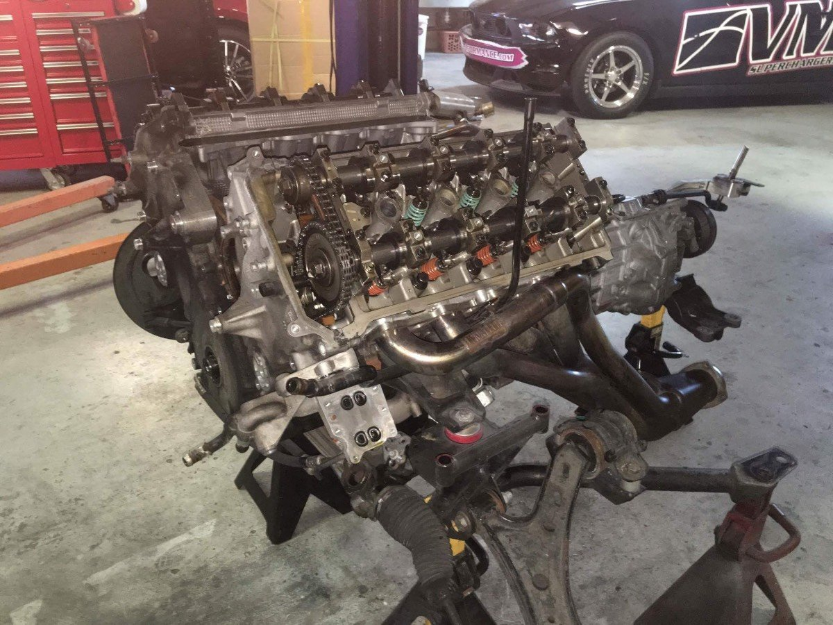 Building A Robust, 931HP Shelby GT500 5 4-liter On A Budget
