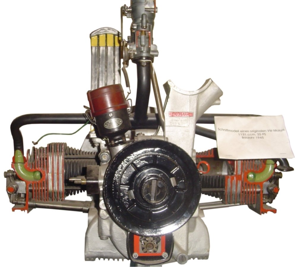 The Venerable VW Air-Cooled Engine