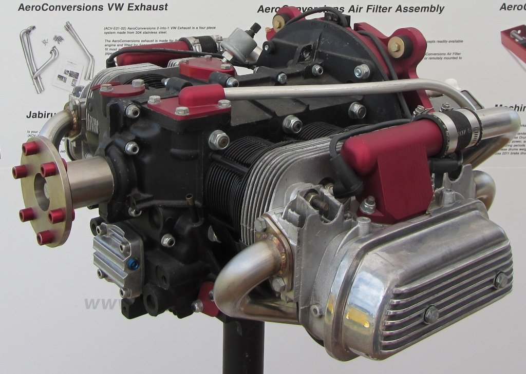 The Venerable Vw Air Cooled Engine