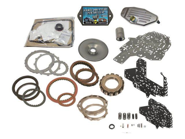 Not for the faint of heart, the Stage 4 Build-It Trans Kit (PN 1062025) is meant for (??)