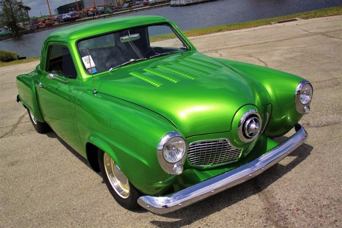 This 1951 Studebaker Champion Is Still All Busness!