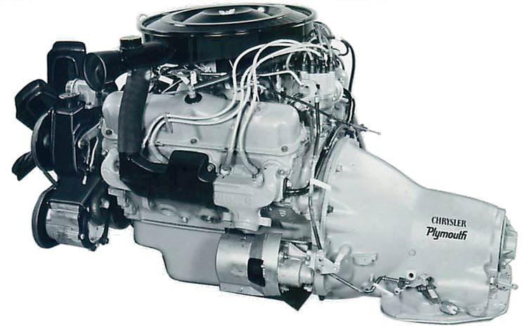 Mean and Unlean: The Ten Largest Mopar Engines