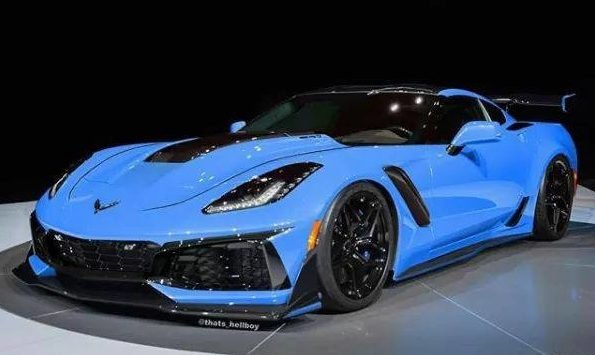 The Corvette Zr1 A Brief History Of The Quot Corvette From