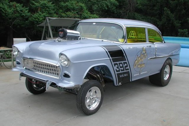 Body Styles: What Is A Gasser And Where Did It Come From?