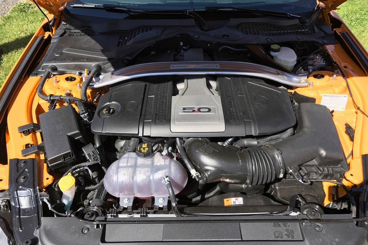 2018 ford 5 0 coyote. fine ford the gen 3 coyote 50liter engine is more than ever thanks to a  5035liter displacement courtesy of 93mm bore achieved using the same plasma  intended 2018 ford 5 0 coyote o