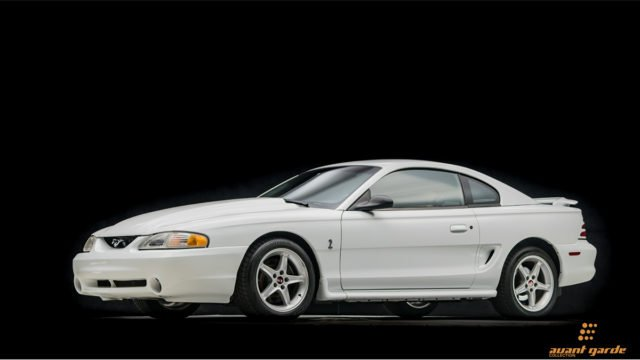 rare 2 911 mile 1995 svt mustang cobra r for sale. Black Bedroom Furniture Sets. Home Design Ideas