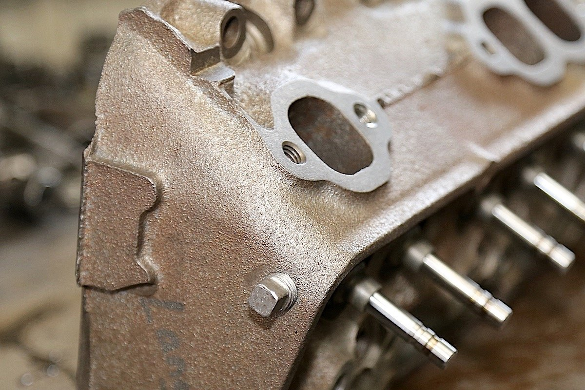 Fuelie Cylinder Heads Launched Sbc Performance