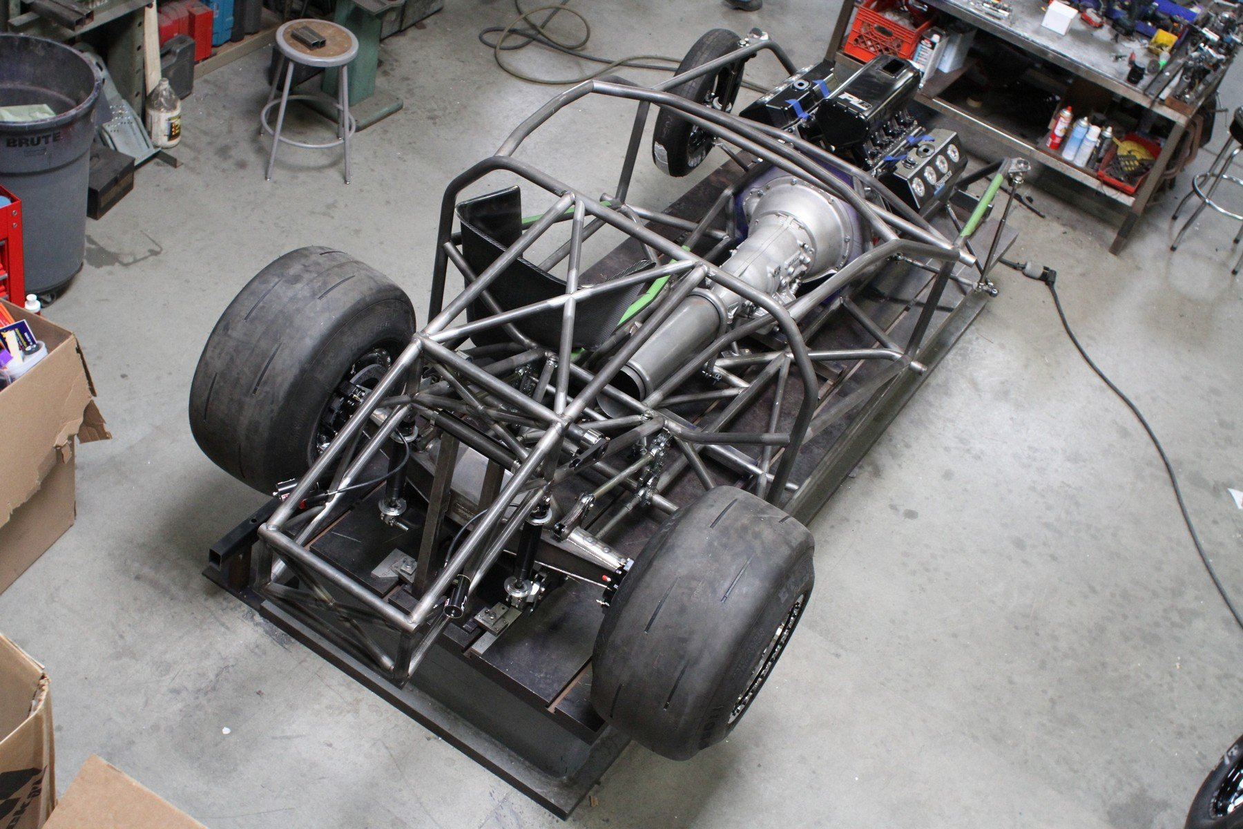 blownz06 chassis build part 1 with pmr race cars quarter max. Black Bedroom Furniture Sets. Home Design Ideas