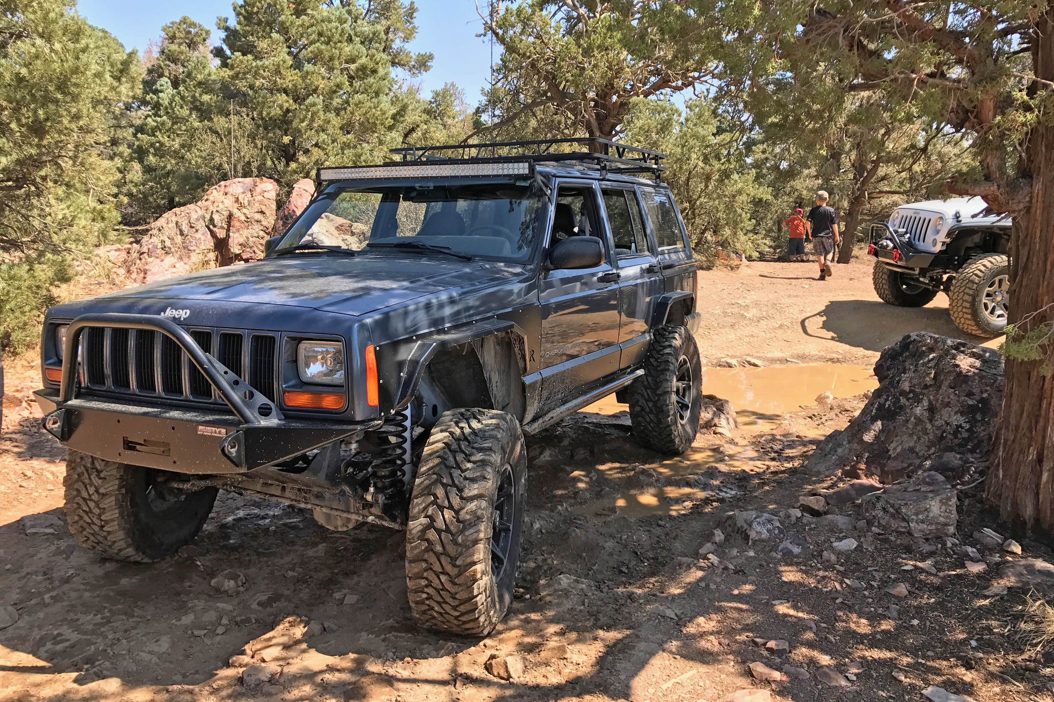 Putting Steel Between The Rocks and Project XtremeJ