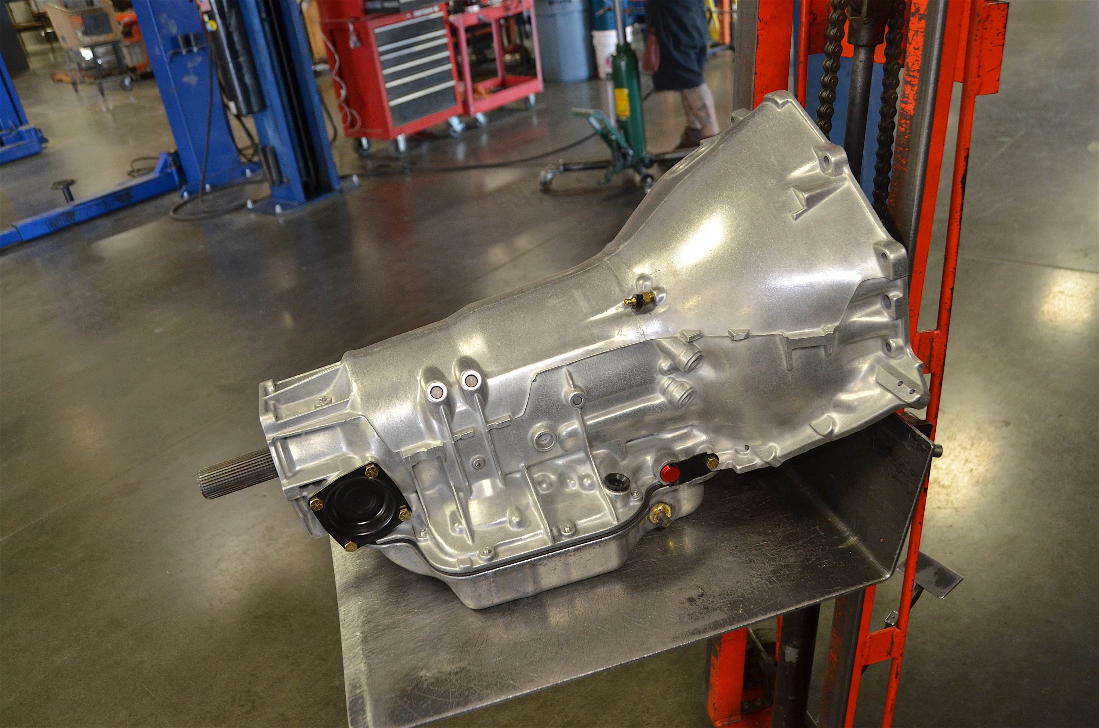 Shop Tour: Bowtie Overdrives And Maximum Offroad Transmissions