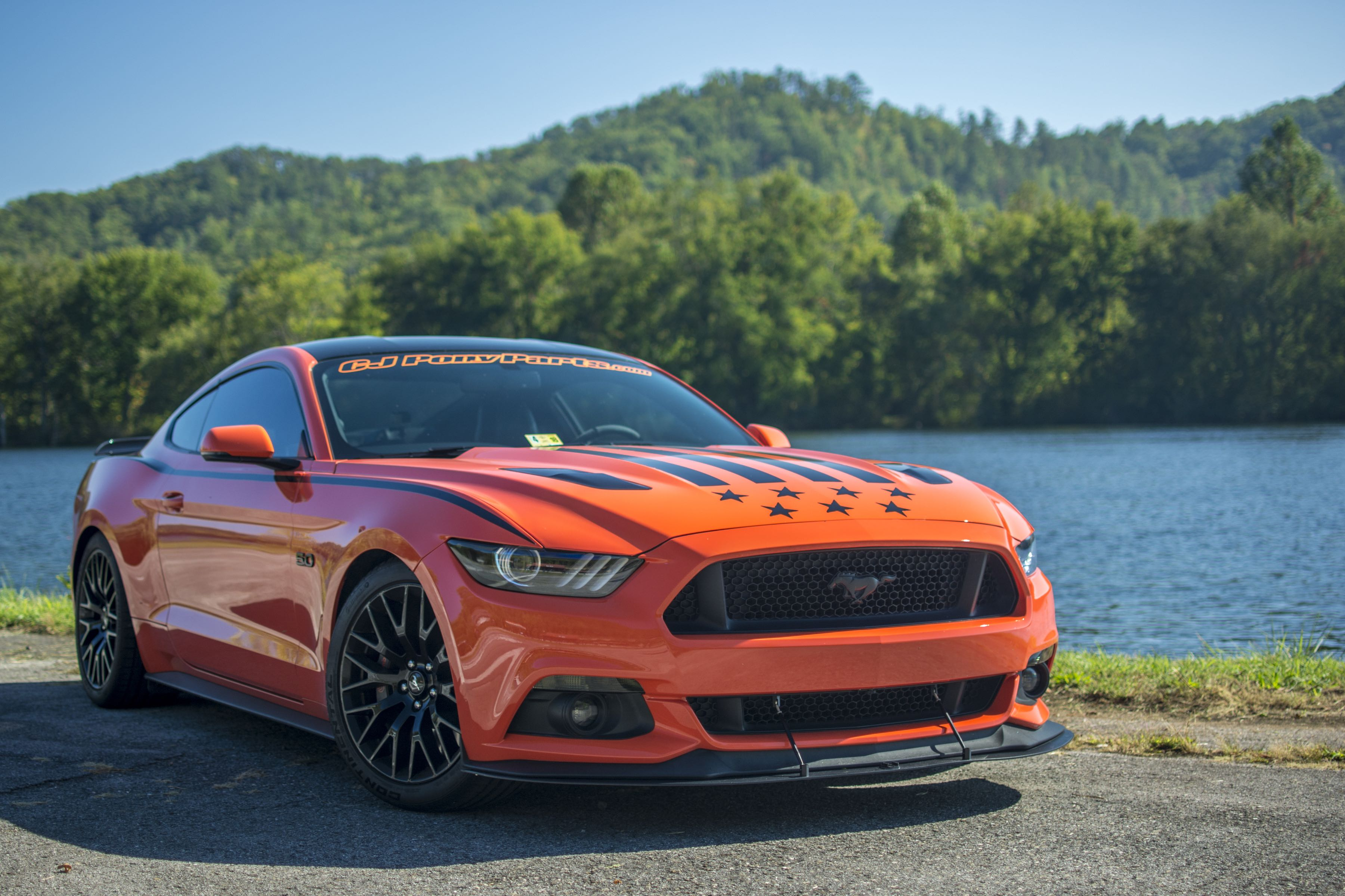 taming the tail of the dragon in a bolt on 2015 mustang gt. Black Bedroom Furniture Sets. Home Design Ideas