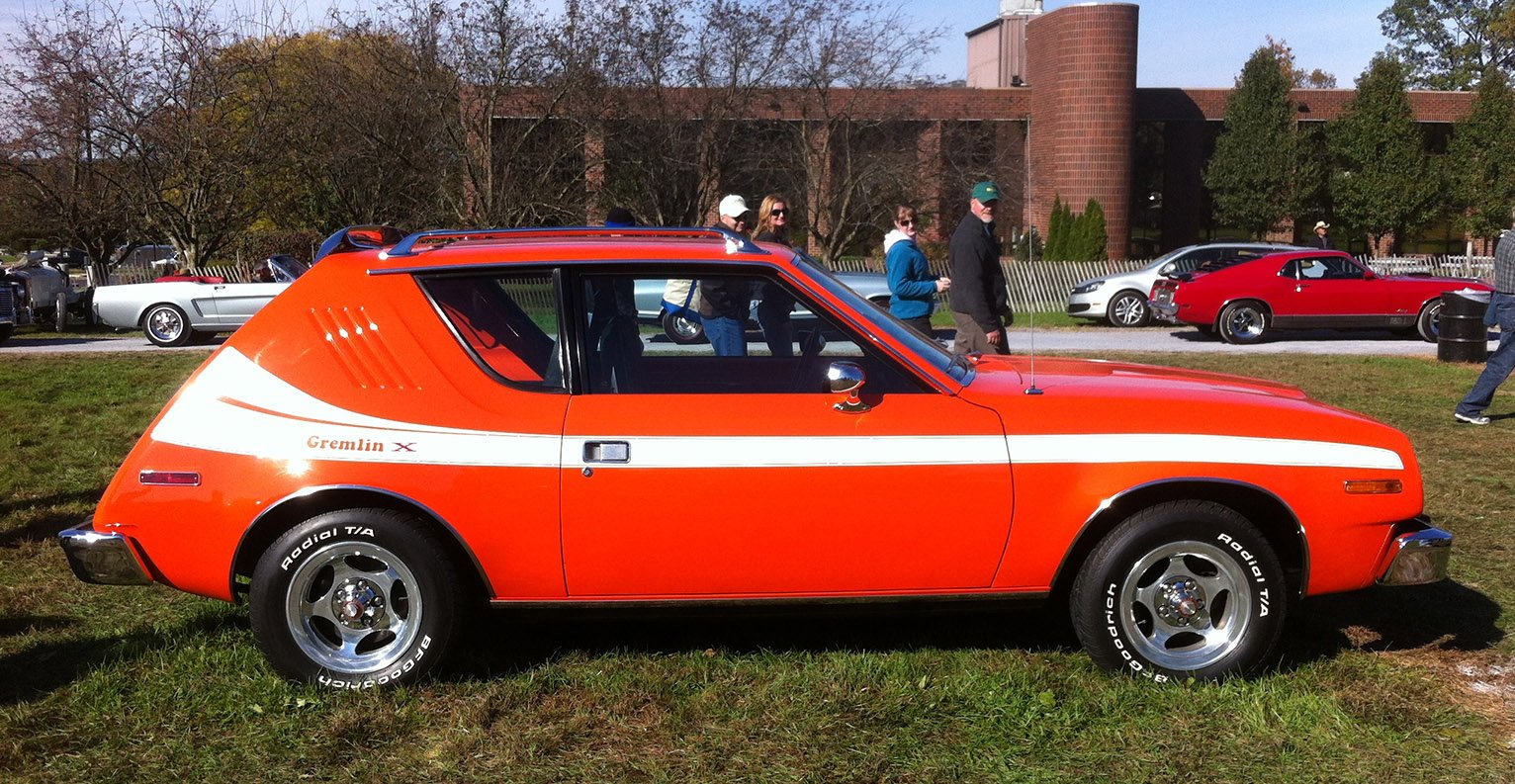 Muscle Cars You Should Know: AMC Gremlin 401-XR