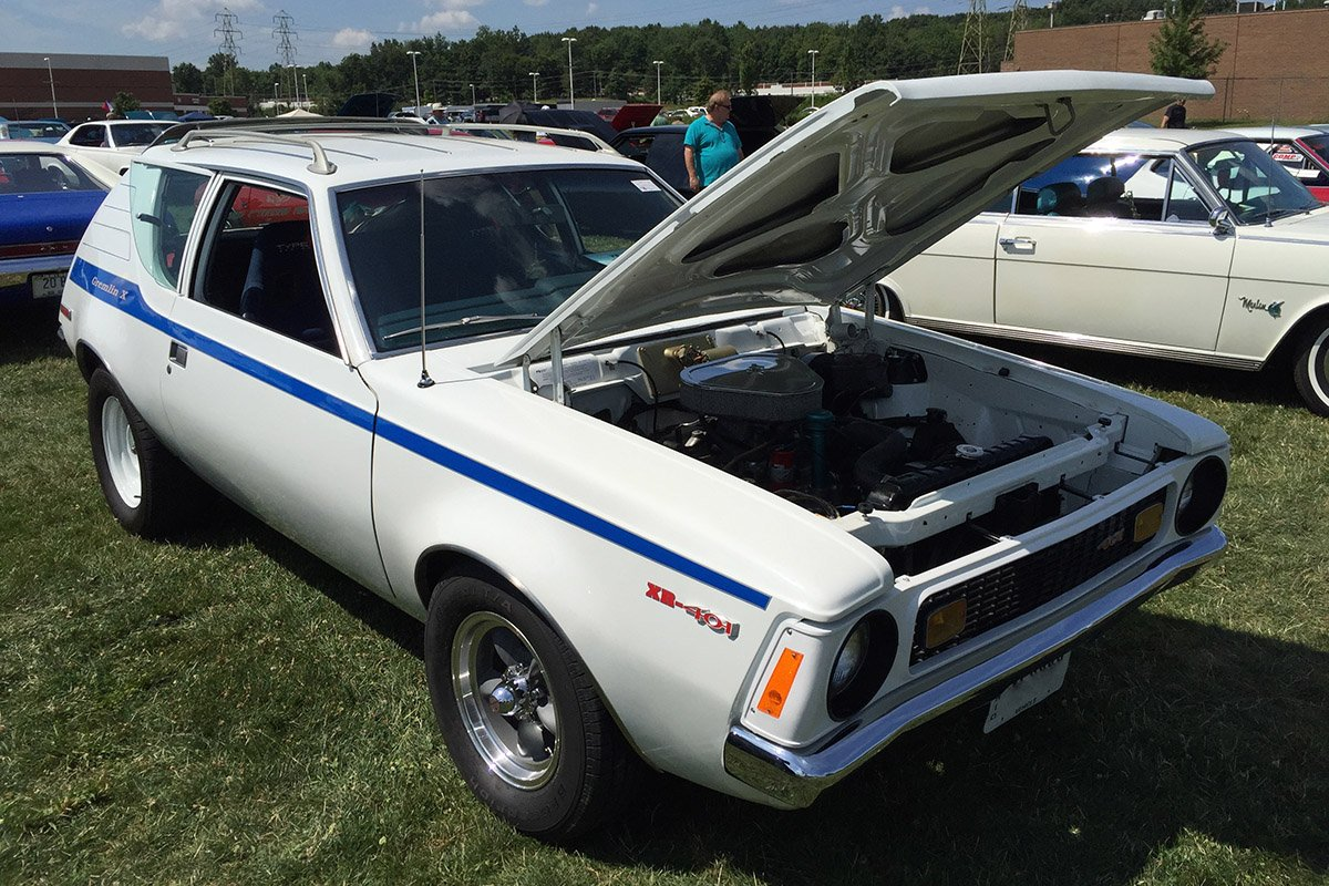 muscle cars you should know amc gremlin 401 xr