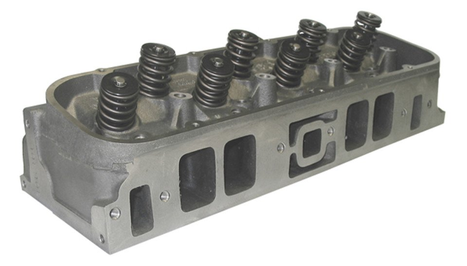 big-block cylinder head