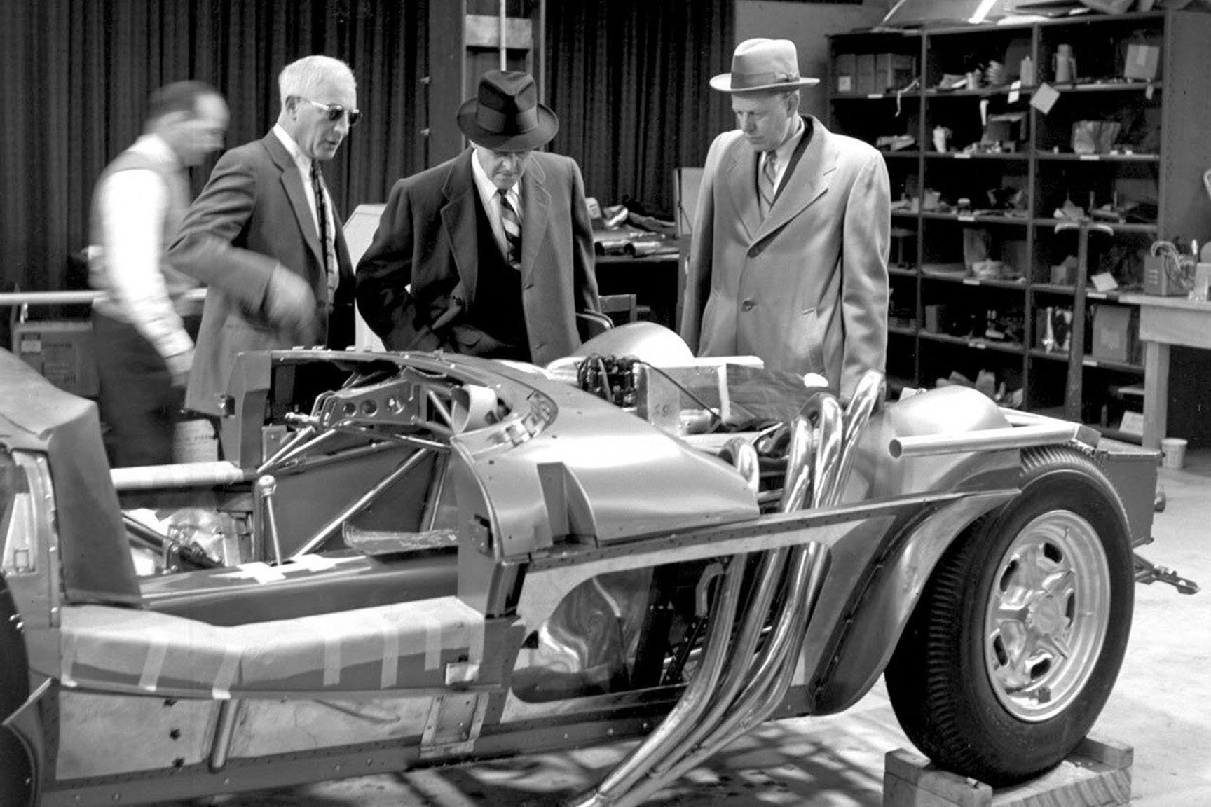 Looking Back At The Famous Duntov Small Block Chevrolet Camshaft