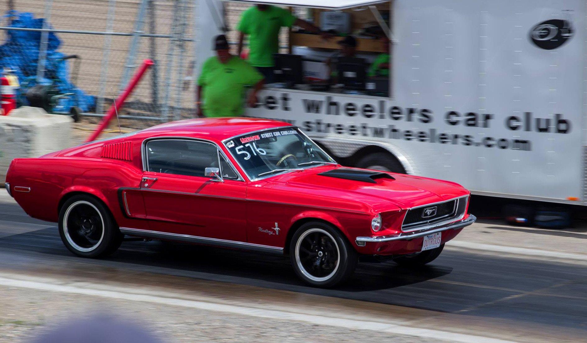 Power Profile: The Meijndert\'s Turbo \'68 Pony Is A Road Trip Rocket