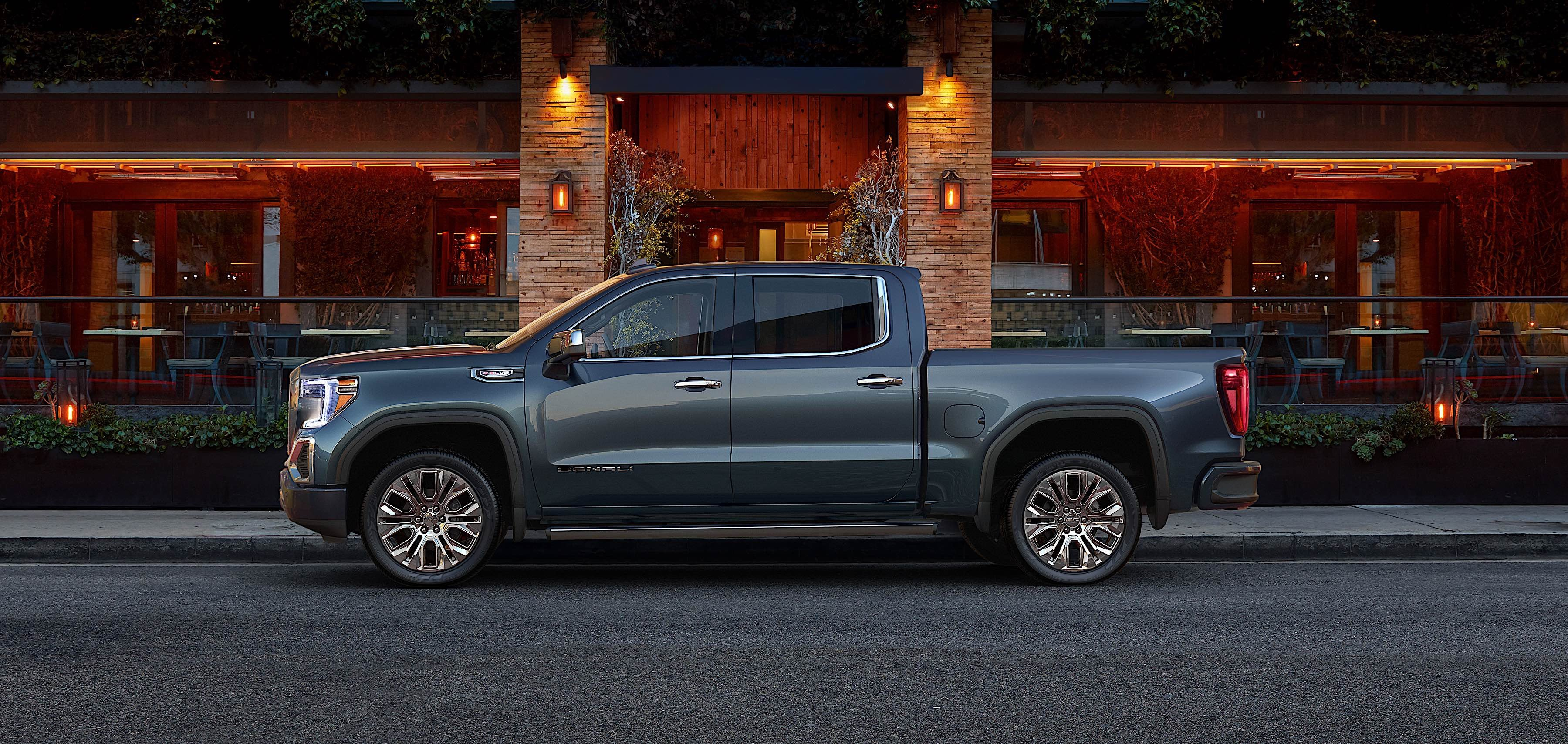 box pickup styles bed with truck and white clipping sierra configurations understanding gmc path motors general on isolated background
