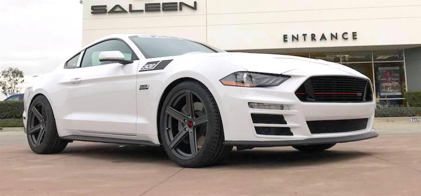 Saleen Releases Its 2018 Mustangs Including Two 700 Hp Versions