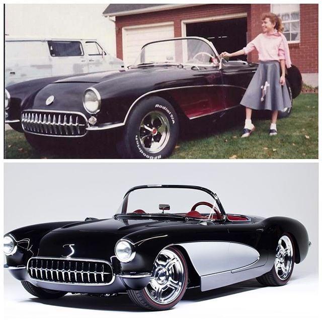 Dave Kindig How Old Is He >> Craftsman's Corner - Kindig It Design's Restomod 1957 Corvette