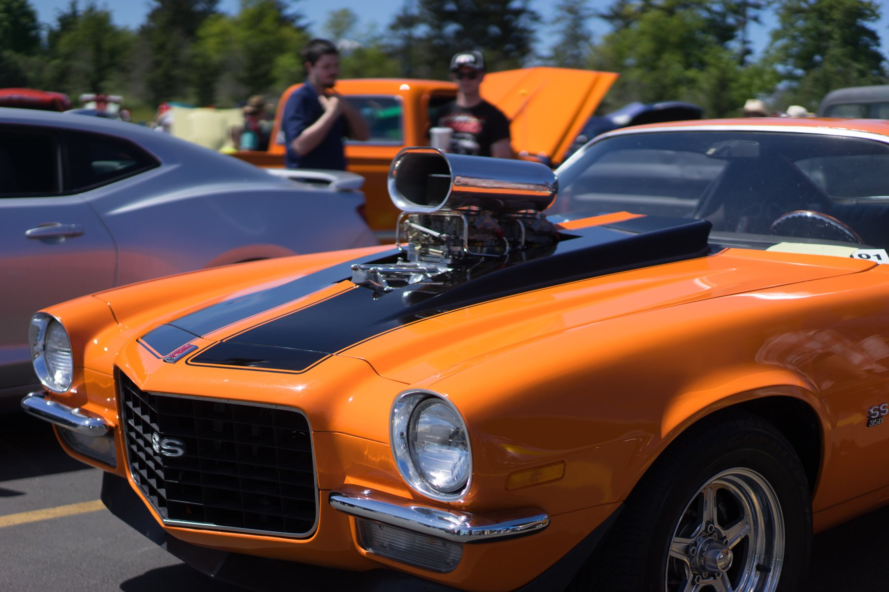 The Second Time's A Charm With This Blown 1972 Camaro SS