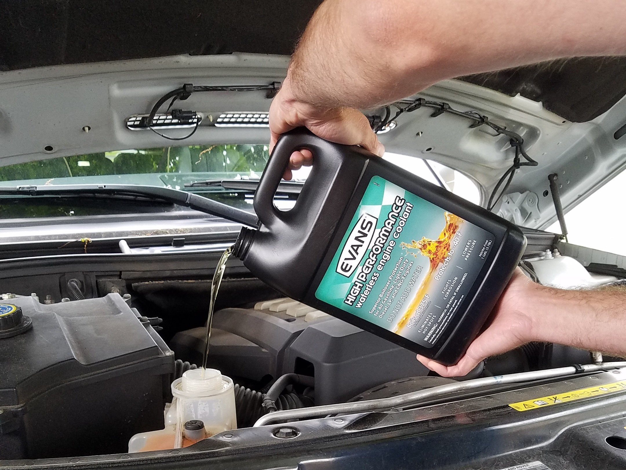 Chill Out How Waterless Coolant Keeps Your Ride Running Cool Engine Damage The Automotive Hobby Is Best Enjoyed During Warmer Months Of Year When Weather Amazing And More Time Can Be Spent Outside