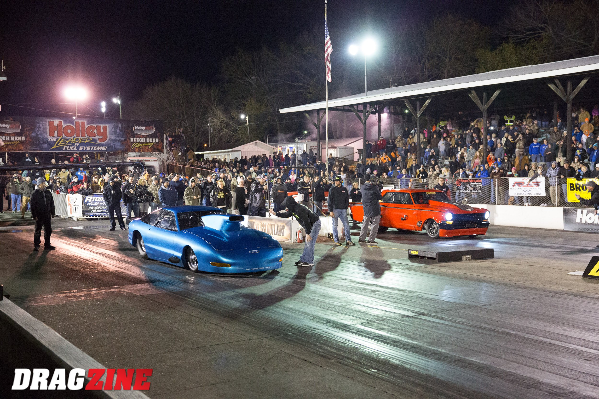Discovery Announces Season 2 Of Street Outlaws: No Prep Kings