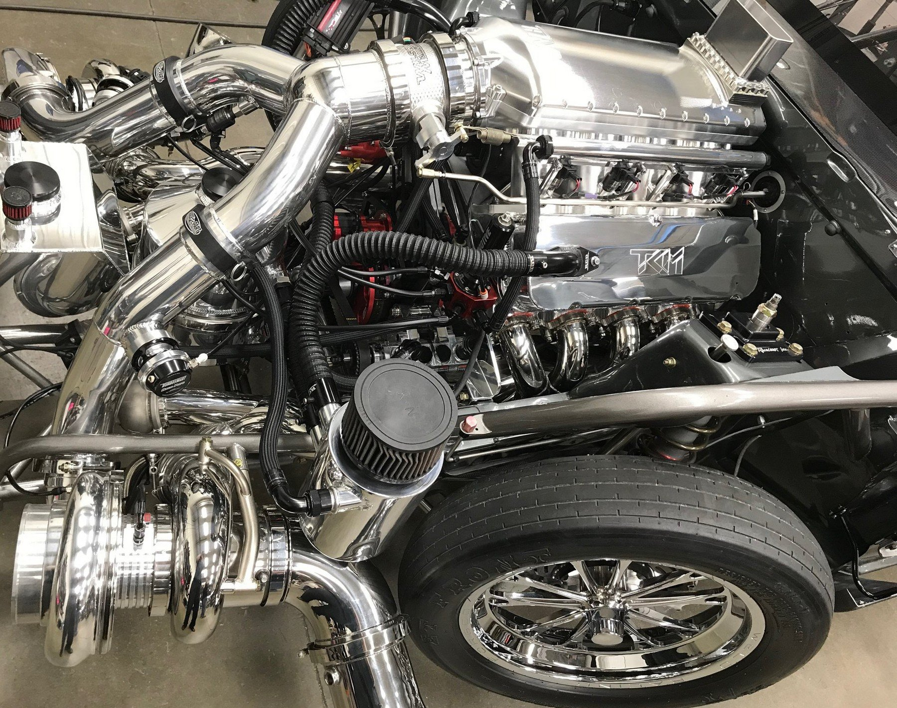 Double Trouble: Ziff Hudson Makes The Switch To Twin Turbos