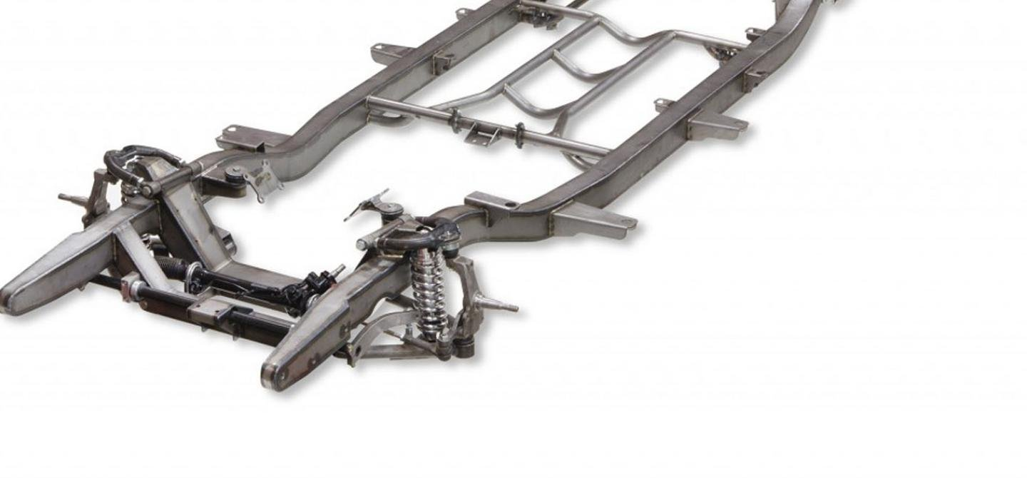Heidts Tri-Five PRO-G Chevy Frame Is A One Stop Solution