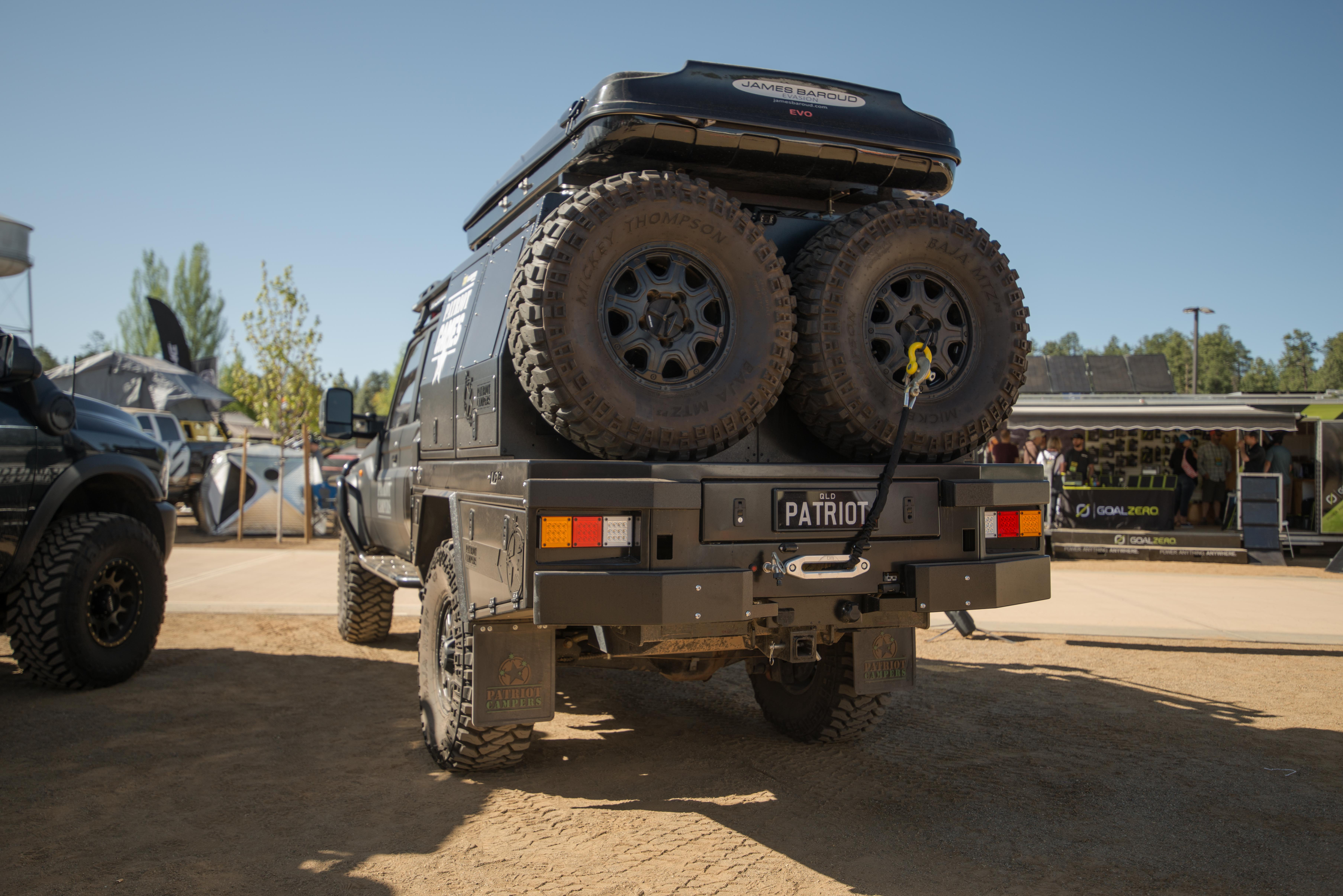 Best Overland Vehicles >> Top 5 Vehicles Of 2018 Overland Expo West