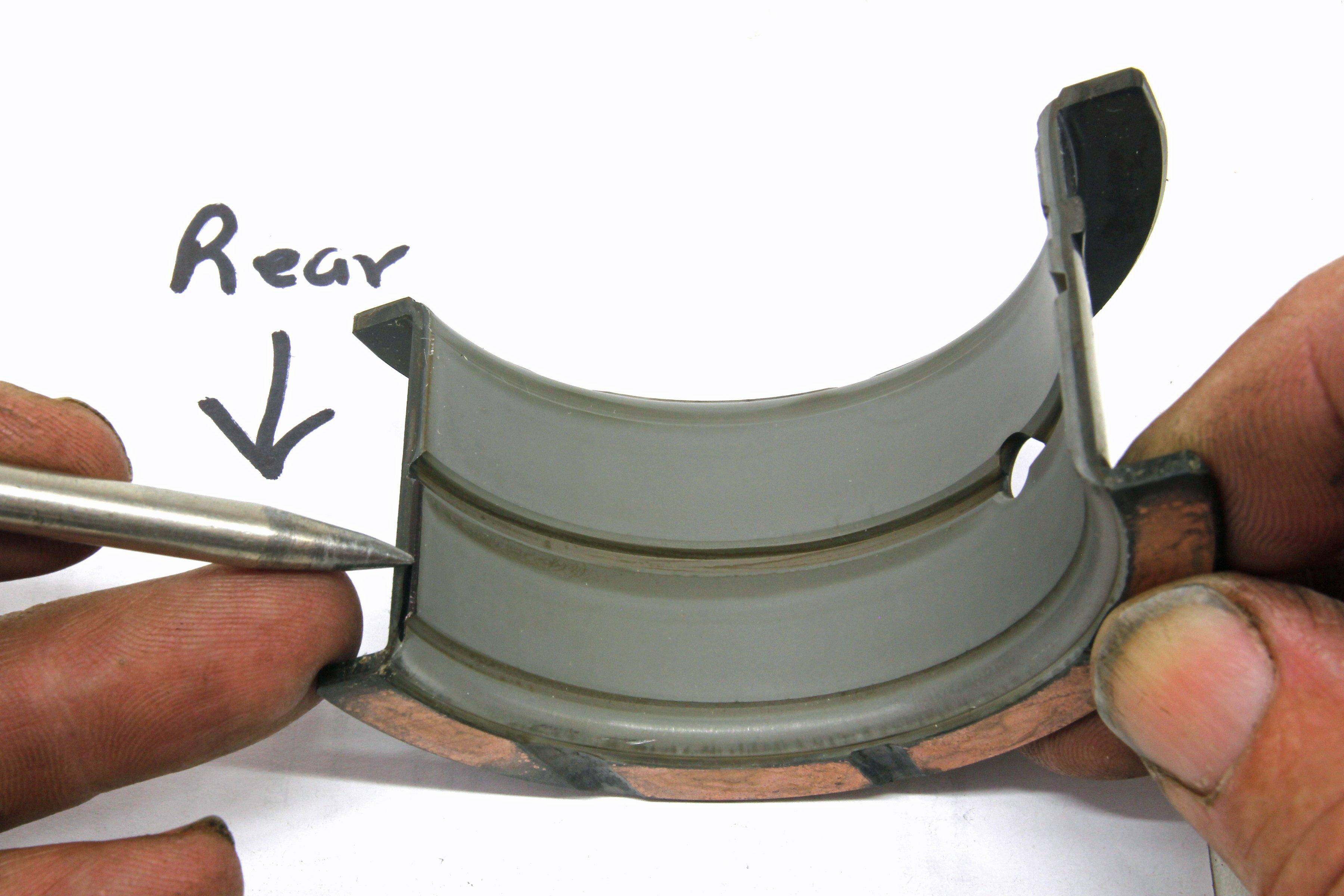 Blueprint Series: The Thrust Bearing And Setting Crankshaft
