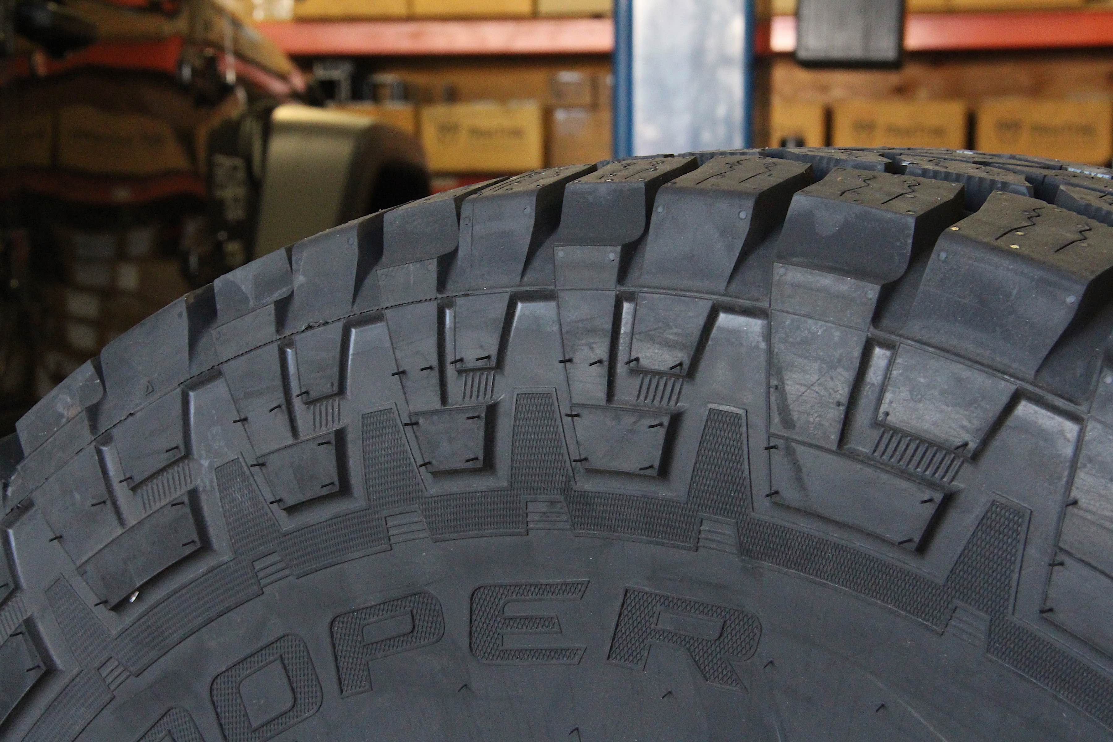 Cooper Tires Review >> Cooper Discoverer At3 Xlt Tire Review